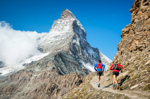 trail running zermatt