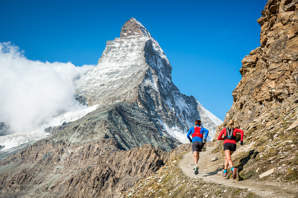trail running zermatt