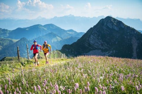 Fribourg trail running